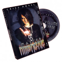 Master Mindfreaks by Criss Angel - Volume 3