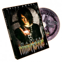 Master Mindfreaks by Criss Angel - Volume 4