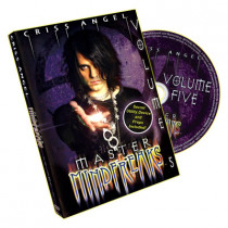 Master Mindfreaks  by Criss Angel - Volume 5