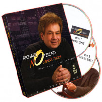 No Camera Tricks (3  Set) by Richard Osterlind (DVD)