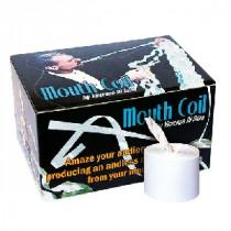 Mouth coils by Vincenzo Di Fatta - Mundschlangen