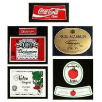 Label for Vanishing Bottle Cola