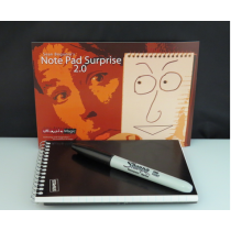 Note Pad Surprise 2.0 by Sean Bogunia