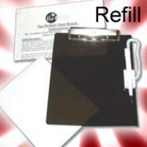 Perfect Clear Clip Board Refill