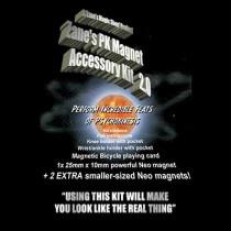 PK Magnet Accessory Kit 2.0 by Zane