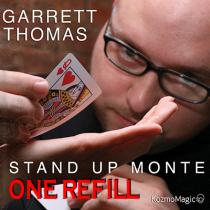 Refill for Stand Up Monte Jumbo Index by Garrett Thomas & Kozmomagic