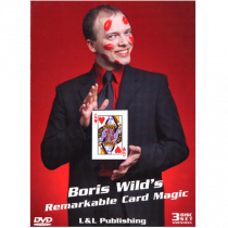 Remarkable Card Magic (3 Volume Set) by Boris Wild video DOWNLOAD