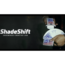 ShadeShift (Gimmick and DVD) by SansMinds Creative Lab