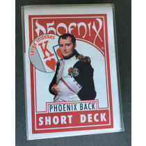 Phoenix Short Deck  Large Index - Casino Quality by Card-Shark
