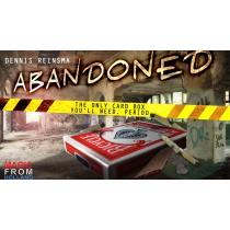 Abandoned BLUE (Gimmicks and Online Instructions) by Dennis Reinsma & Peter Eggink