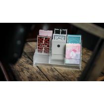 Acrylic (Small - 18 Decks) Playing Card Display by TCC - Kartenbox