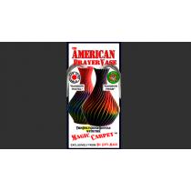 The American Prayer Vase Genie Bottle RAINBOW PRISM by Big Guy's Magic