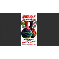 The American Prayer Vase Genie Bottle RAINBOW PASTEL by Big Guy's Magic