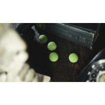 Häkelball - Crochet Ball Set (Green) by TCC