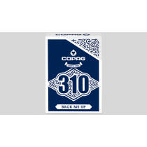 Copag 310 Back Me Up (Blue) Playing Cards / Blank Back