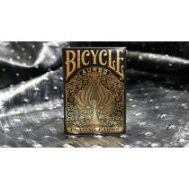 Bicycle Aureo Black Playing Cards