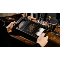 Card College The Deluxe Elegant Box Set Gilded (Black) by Roberto Giobbi and TCC Presents