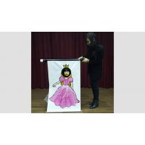 Character Wand (Princess) by JL Magic