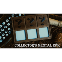Collectors Mental Epic (Gimmicks and Online Instructions) by Secret Factory