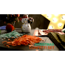 Confetti CHRISTMAS (2pk.) Light by Victor Voitko (Gimmick and Online Instructions)