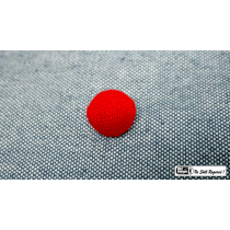 Crochet Ball 1 inch Single (Red) by Mr. Magic