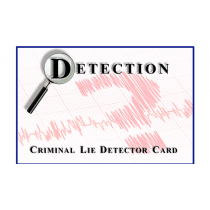 Detection by Paul Carnazzo