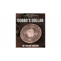 Dobbo's Dollar (Gimmick and Online Instructions) by Wayne Dobson and Alan Wong