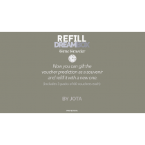 DREAM BOX TIME TRAVELER GIVEAWAY / REFILL by JOTA