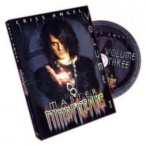 Mindfreaks by Criss Angel - Volume 3 - DVD
