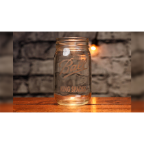 Engraved (Mason Jar KS Gimmick and Online Instructions) by James Kellogg