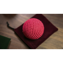 Häkelball - Final Load Crochet Ball (Red) by TCC