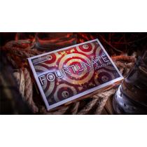 Fourtunate (Gimmicks and Online Instructions) by David Jonathan and Mark Mason
