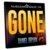 Gone (Red) by Daniel Bryan and Alakazam Magic