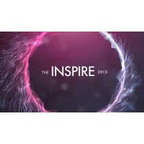 Inspire Deck (Gimmicks and Online Instructions) by Morgan Strebler and SansMinds Creative Lab