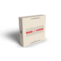 MAKE YOUR CHOICE (Gimmicks and Online Instruction) by Julio Montoro and Juan Capilla