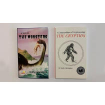 Mysterion presents: Cryptid by Mysterion Book Test