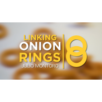 Linking Onion Rings (Gimmicks and Online Instructions) by Julio Montoro Productions