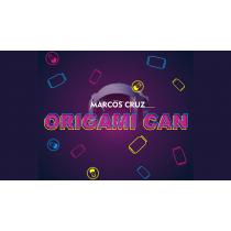 Origami Can by Marcos Cruz