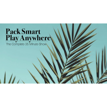 Pack Smart Play Anywhere 1 PSPA (Gimmicks and Online Instructions) by Bill Abbott