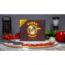 Pizza Paddle Supreme (Gimmicks and Online Instructions) by Rob Thompson