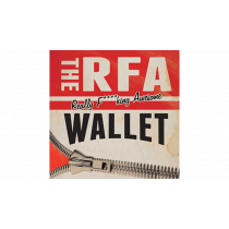 RFA Wallet by Tony Miller