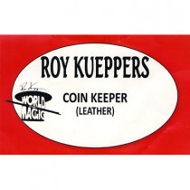Kueppers Coin Keeper - ( Leather Coin Wallet )