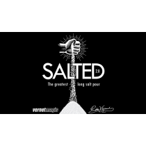 Salted 2.0 (Gimmicks and Online Instructions) by Ruben Vilagrand and Vernet
