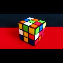 Sponge Rubik's Cube by Alexander May - Schwamm Rubik Würfel
