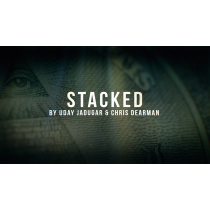 STACKED EURO (Gimmicks and Online Instructions) by Christopher Dearman and Uday