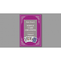 Subtle Card Creations of Nick Trost, Vol. 8 - Book