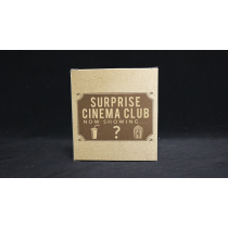 Surprise Cinema (Gimmicks and Online Instructions) by Alakazam Magic