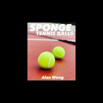 Sponge Tennis Balls (3 pk.) by Alan Wong