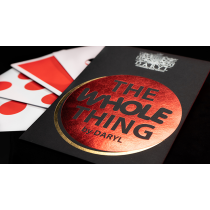 The (W)Hole Thing STAGE (With Online Instruction) by DARYL
