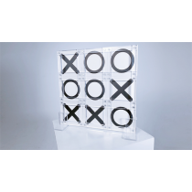 Tic Tac Toe X (Parlor) (Gimmick and Online Instructions) by Bond Lee and Kaifu Wang
